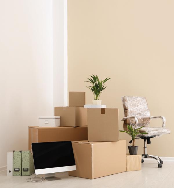 Mudanças residenciais e empresariais