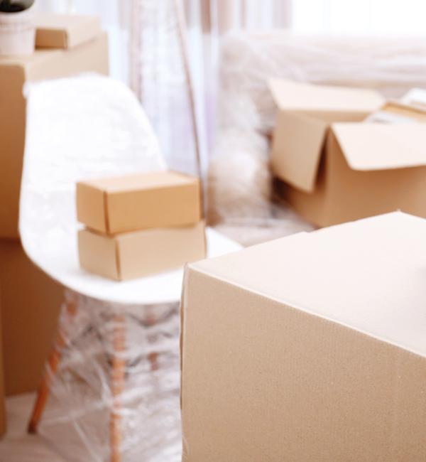 Empresas de mudanças residenciais